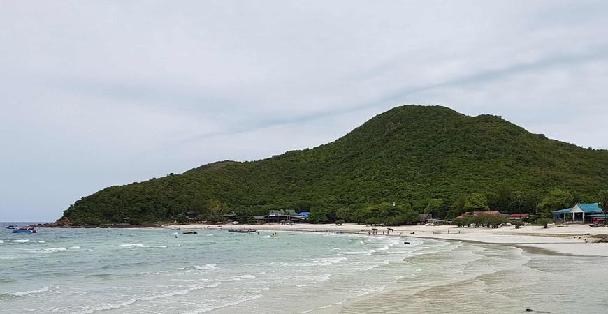 Пляж Тонг Ланг (Thong Lang Beach)