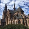 Церковь Св. Петра расположена в историческом центре Мяльме