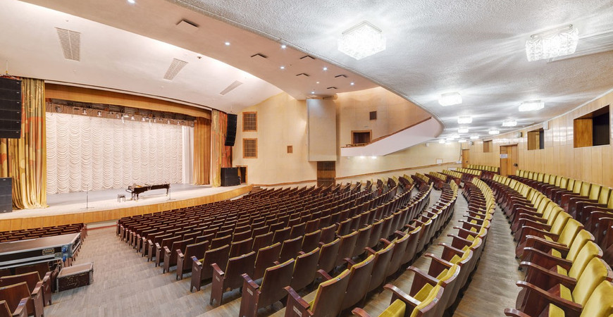 Концертный зал Ф. И. Шаляпина в Ессентуках