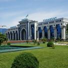 Ж/д вокзал Ташкента
