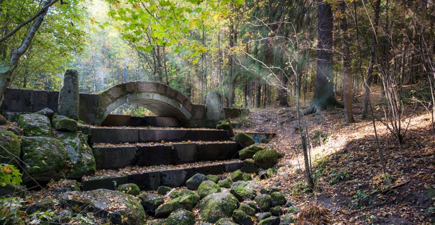 Памятник природы «Парк «Сергиевка»