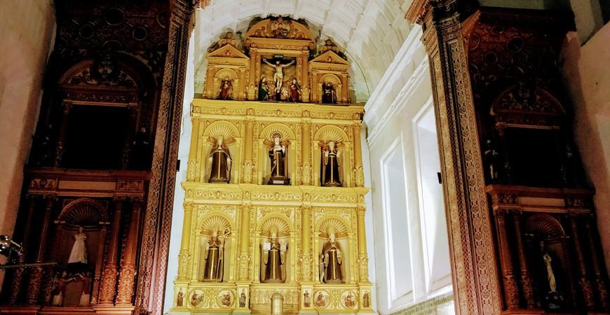 Церковь и монастырь Санта Моника