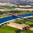 Мост у аэропорта