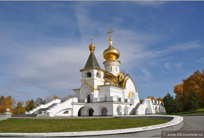 Золото осеннего Хабаровска