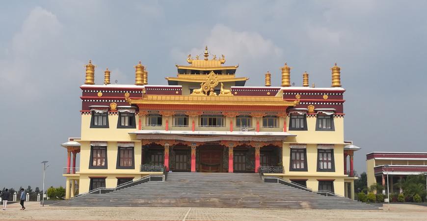 Малый Тибет в Билакуппе