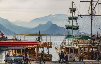 Объём перевозки в Турцию растёт, цены на туры снижаются