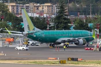 В парке S7 Airlines появятся десять самолётов Boeing 737 MAX