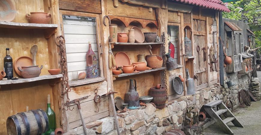 Домашний этнографический комплекс «Сочинские грузины»