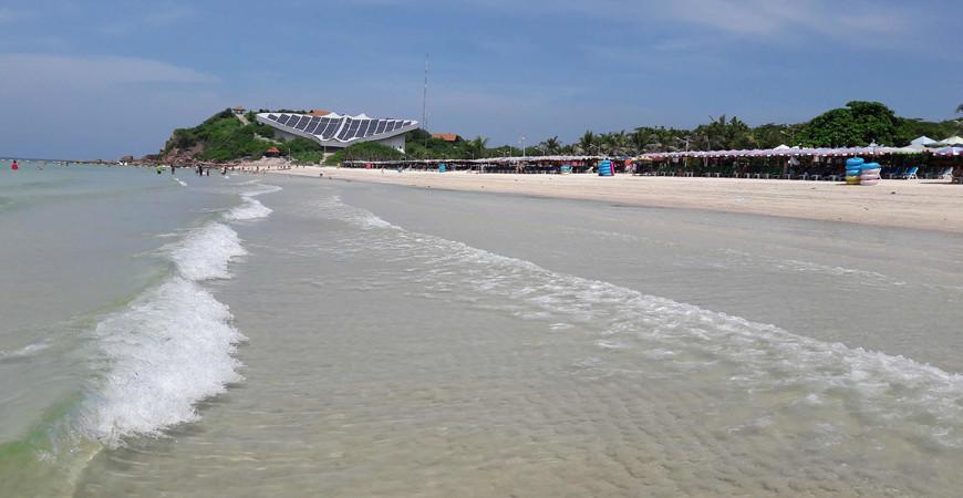 Пляж Самае (Samae Beach)