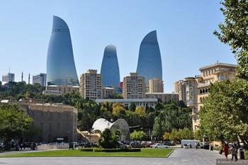 С начала года турпоток в Азербайджан вырос