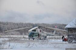 В музее-заповеднике «Кижи» появятся вертолётные туры
