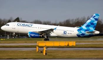 Кипрская авиакомпания Cobalt Air объявила об остановке деятельности