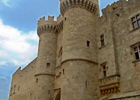 Дворец Великого магистра в Родосе