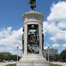 Монумент афроамериканским солдатам
