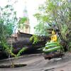Храм в парке доисторического города камней