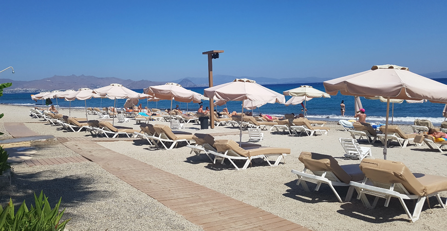 Пляж Ламби (Lambi Beach)