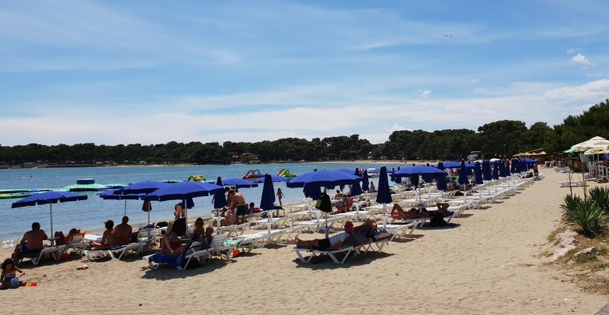Пляж Биеца