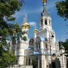 Церковь православных апостолов Петра и Павла