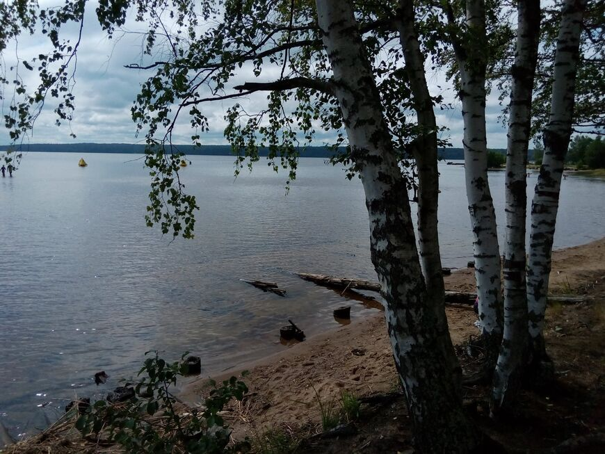 Вести с водоема: Копанское озеро