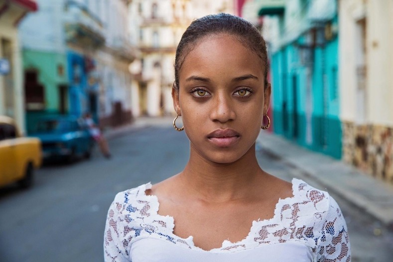 Атлас красоты: прекрасные девушки разных национальностей