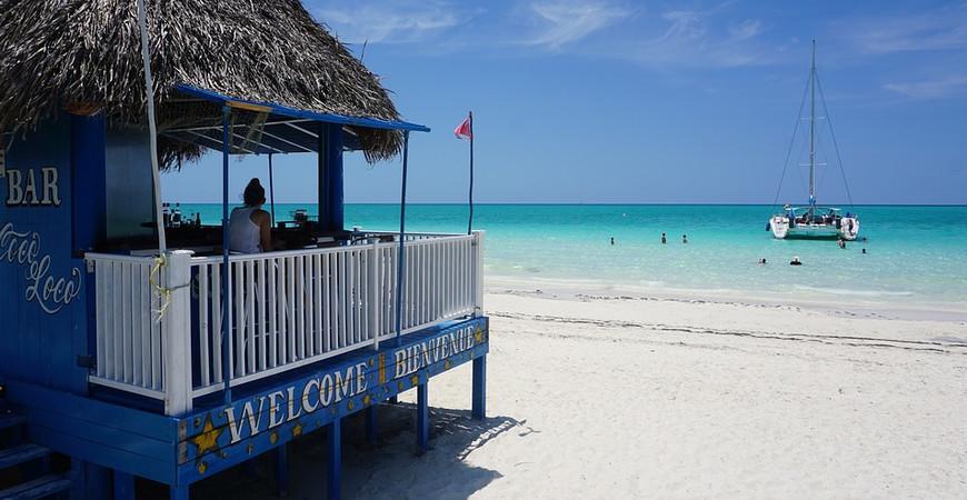 Пляжи Кайо-Коко