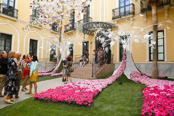 В Кордове начался Фестиваль цветов