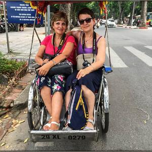 Моя первая ЮВА: две мадам во вьетнамском хаосе
