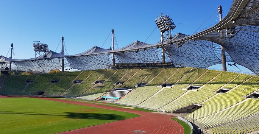 Олимпийский парк и башня (Olympiapark)