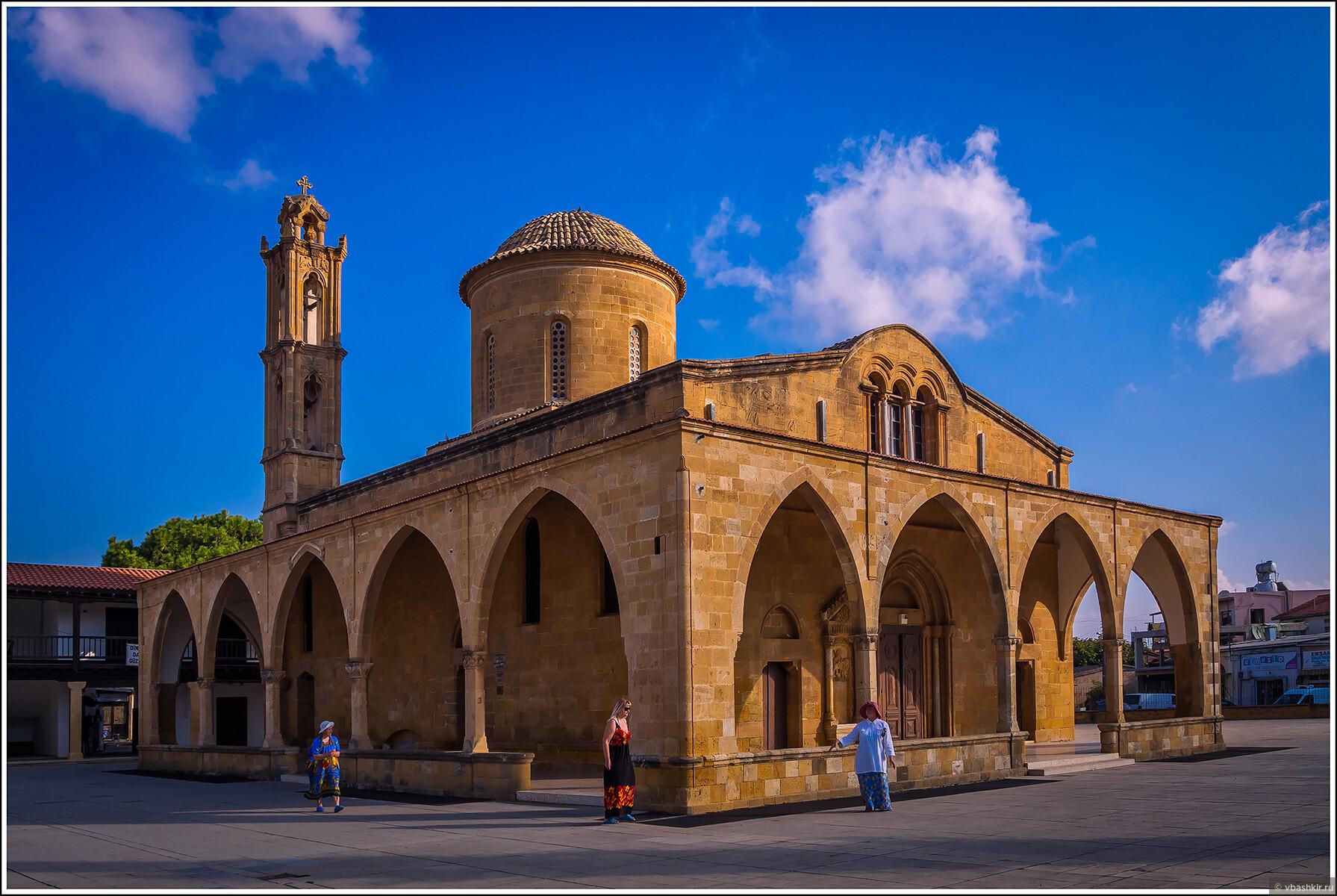 Церковь Айя Мамас. Гюзельюрт (Морфу)., Кипроведение для мам