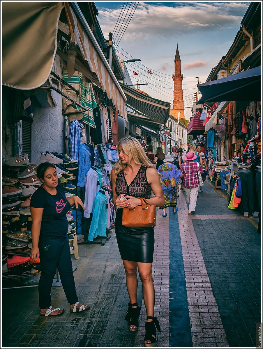 Никосия стрит-фото. Северная. Нелегкий выбор., Кипроведение для мам