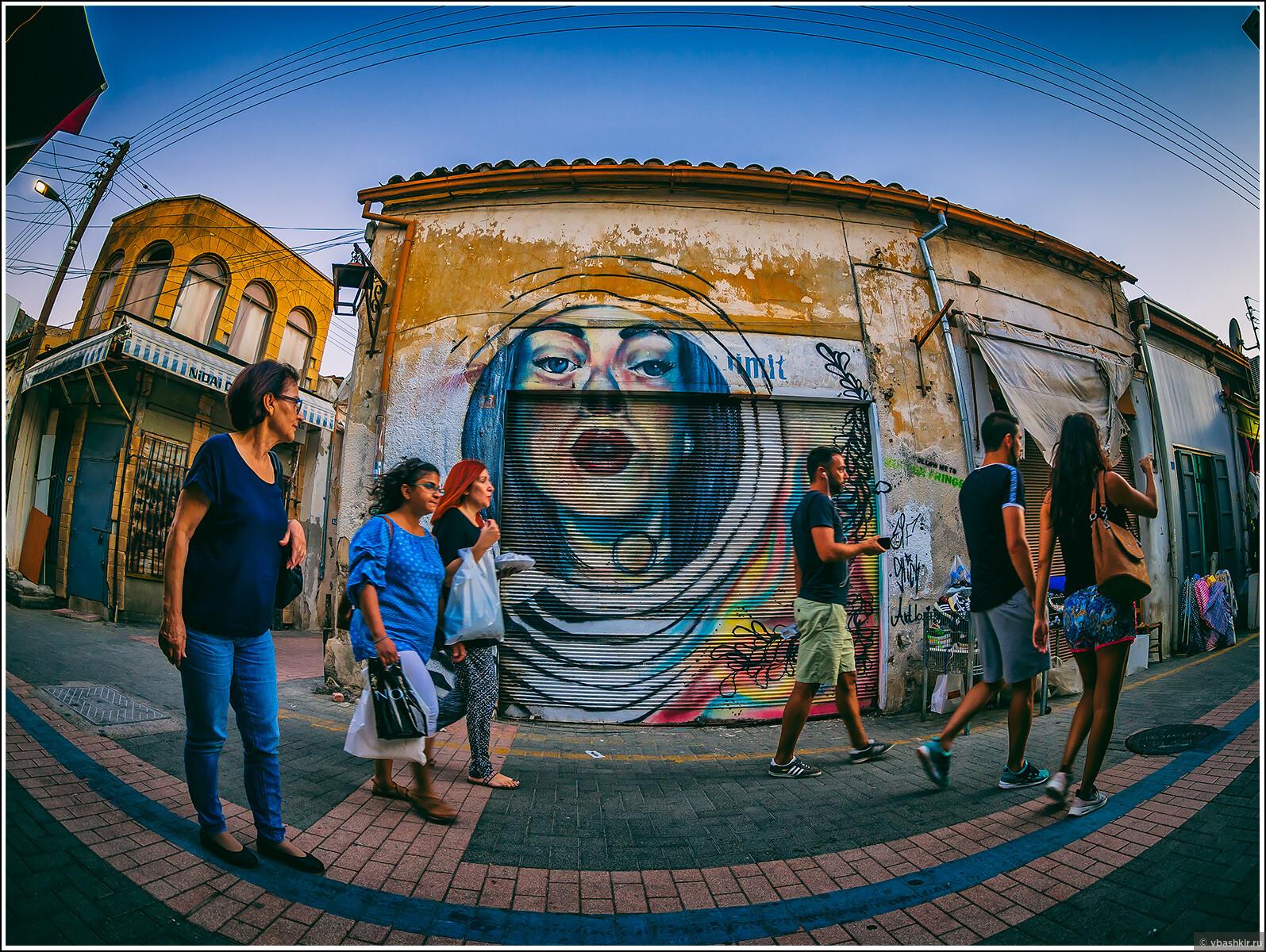 Никосия стрит-фото. Северная., Кипроведение для мам