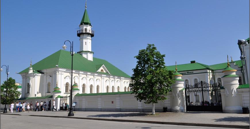 Мечеть аль-Марджани в Казани