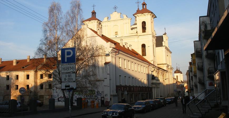 Костёл Святого Духа в Вильнюсе
