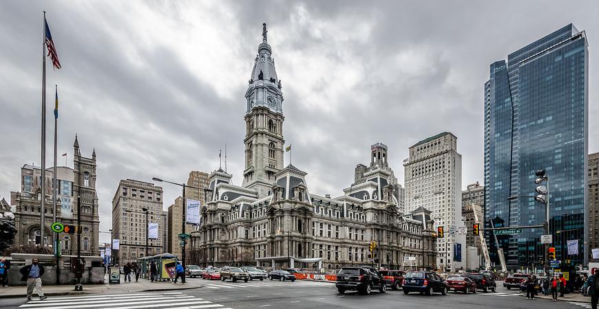 Ратуша Филадельфии