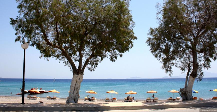 Пляж Кефалоса