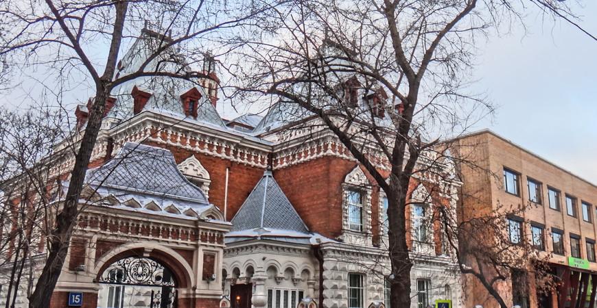 Биологический музей Тимирязева в Москве