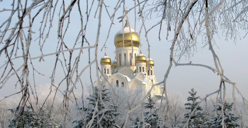Троице-Владимирский собор в Новосибирске