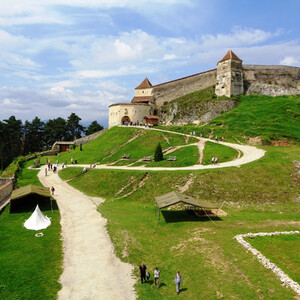 Самостоятельно по Трансильвании — Рышнов и его тевтонская крепость