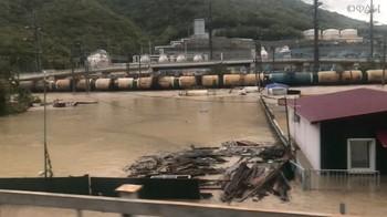 В районе Туапсе введён режим ЧС из-за наводнения