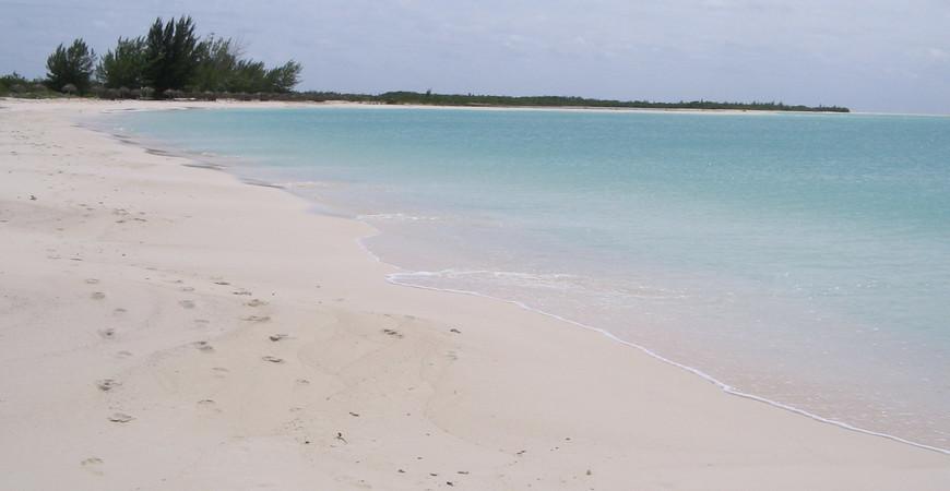 Пляж Сирена на Кубе