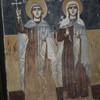 свб Марина в храме Гелатского монастыря
