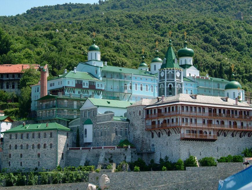 Гора Афон в Греции: где находится, как добраться, монастыри Афона, фото