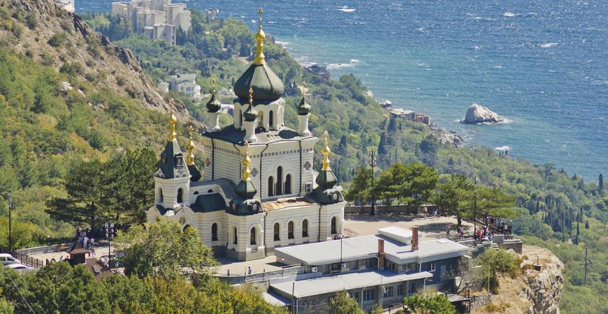 Форосская церковь в Крыму