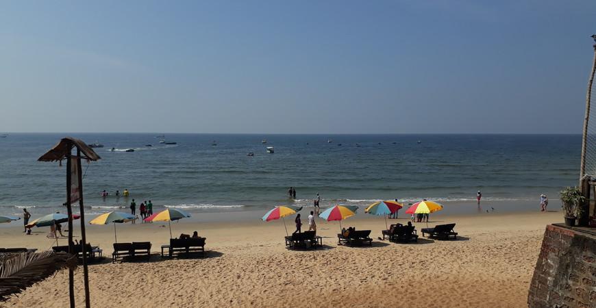 Пляж Агуада