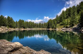 В Италии исчезло знаменитое озеро в Альпах