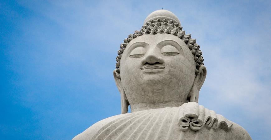 Большой Будда, Пхукет-Таун