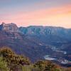 Незабываемые закаты в Медном каньоне