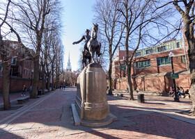 Бостон: Тропа Свободы