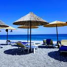 Пляж Калатос на Родосе