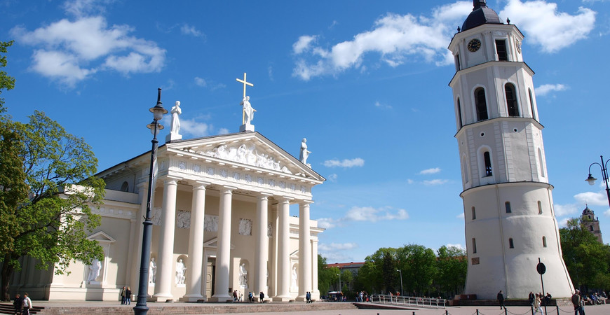 Кафедральный собор Вильнюса (Святых Станислава и Владислава)